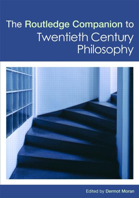 A Critical Assessment of Twentieth-Century Philosophy